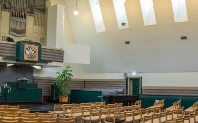 Kerkdiensten toch zonder bezoekers