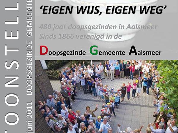 DGA 2011 Tentoonstelling Eigen Wijs Eigen Weg