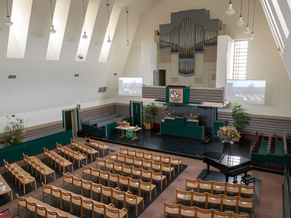 DGA Kerkzaal Aalsmeer